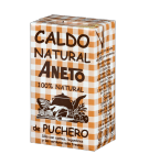 CALDO ANETO 100% NATURAL PUCHERO B/ 1 L