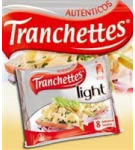 QUESO LONCHA TRANCHETTES LIGHT (OJO) P/14U 280 GR