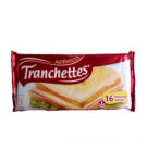 QUESO LONCHA TRANCHETTES PAQUETE 14 UDS (245GR)