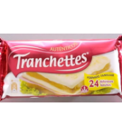 QUESO LONCHA TRANCHETTES PAQUETE 22 UDS (385GR)