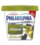 MOUSSE PHILADELPHIA KRAFT OLIVAS TARRINA 140 GR