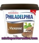 MOUSSE PHILADELPHIA KRAFT TRUFA TARRINA 140 GR