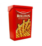 GALLETA CUETARA ROLLITOS C/225 GR