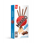 GALLETA MIKADO CHOCOLATE POCKET P/39 GR