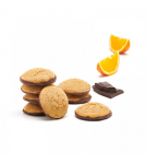 GALLETAS SERRANAS CON NARANJA/CHOCOLATE 100GR