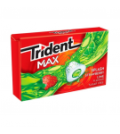 CHICLE TRIDENT GRAGEA STRAWBERRY/LIME 13,2GR