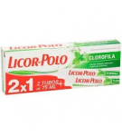 DENTIFRICO LICOR POLO CLOROFILA 75 ML P/2X1