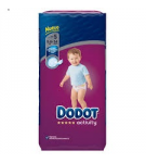 PAÑALES DODOT ACTIVITY PLUS TALLA 5 B/54 UD