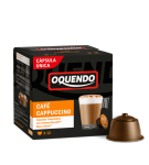 CAFE OQUENDO (D.GUSTO) CAPPUCCINO EST/16UD 112GR