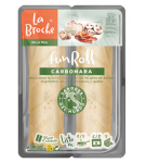 FLAUTA LA BROCHE FUN CARBONARA B/250 GR