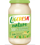 SALSA FINA LIGERESA NATURE T/C 430 ML