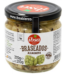BRASEADOS ALCACHOFAS IBSA T/C 270 GRS