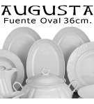 FUENTE OVAL 28 CM RELIEVE/1259 UD