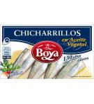 CHICHARRILLOS BOYA  ACEIT/VEGETAL L/83 GR