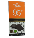 CHOCOLATE TRAPA CACAO 95% T/ 80 GR