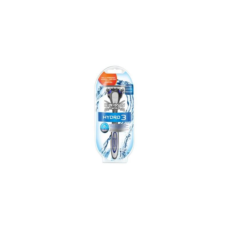 MAQUINILLA AFEITAR WILKINSON HYDRO-3/5 PACK/1 UD