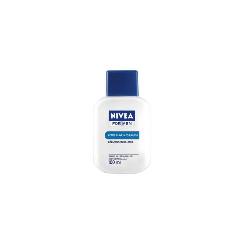 MASAJE AFTER SHAVE NIVEA BALSAMO HIDRATAN B/100 ML