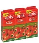 TOMATE FRITO APIS BRICK 215 GR PACK-3 UD