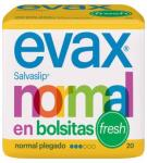 SALVASLIP EVAX NORMAL FRESH BOLSITAS C/20 ud