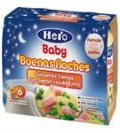 POTITO HERO B/NOCHES GUISANTES/JAMON PACK-2 UD