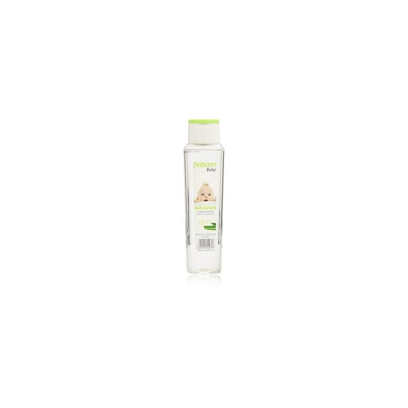 ACEITE CORPORAL BABARIA BABY ALOE 400 ml