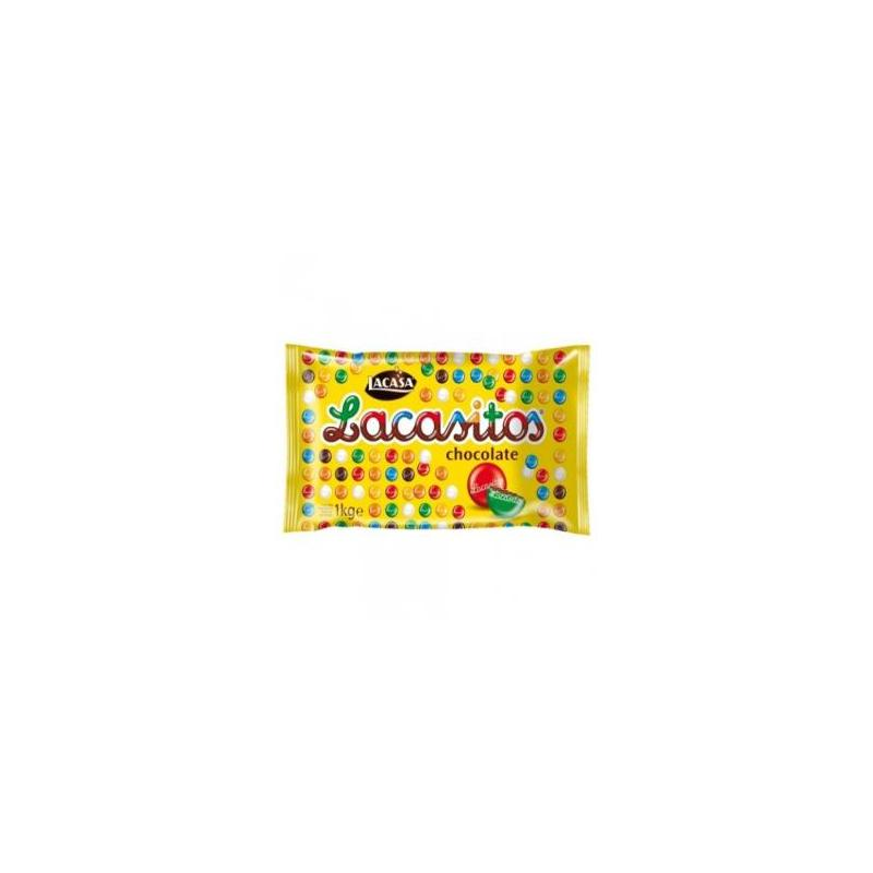 LACASITOS CHOCOLATE ORIGINAL LACASA BOLSA 1KG