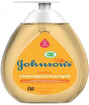 CHAMPU JOHNSON CLASICO B/750 ml