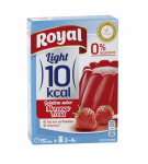 GELATINA FRESA ROYAL LIGHT 0% AZUCAR