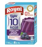GELATINA ARANDANO ROYAL LIGHT 0%