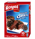 ROYAL BROWNIE OREO 10 RACIONES