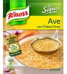 SOPA KNORR AVE C/FIDEOS S/61 GR