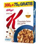 CEREAL KELLOGGS  SPECIAL K CHOCO-LECHE-SUIZO 375GR
