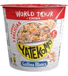 ARROZ 3 DELICIAS YATEKOMO WORLD B/95 GR