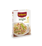 ARROZ BRILLANTE INTEGRAL (8MIN) PAQ.750 GR.