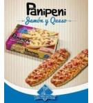 PANINI JAMON/QUESO PANIPENI BAGUETTE 2UD 250GR