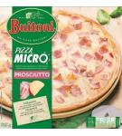 PIZZA  CONG. BUITONI MICRO JAMON Y QUESO 315GR.