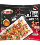 FRIPOZO YORK-BACON-ARROZ C/7160 B/400 GR
