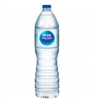AGUA NESTLE AQUAREL NATURAL BOTELLA PET 1,5 L