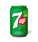 SEVEN UP (7UP) LATA 33 CL