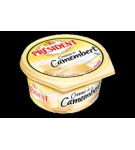 QUESO CREMA CAMEMBERT PRESIDENT T/125 GR
