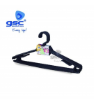 "PERCHAS PLASTICO ""GSC"" PACK-5 UD"