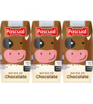 BATIDO CHOCOLATE PASCUAL PR/200.PACK/3.UD