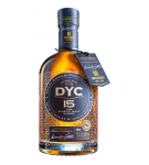 WHISKY DYC. 15 AÑOS-40% BOTELLA 70.CL.