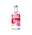 VODKA ABSOLUT RASPBERRI ROJO B/70 CL