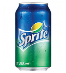 SPRITE  FRESH LATA 33 CL