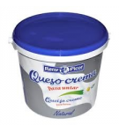 QUESO CREAM  CHEESE R/PICOT CUBO 5 KG