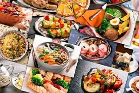 Sopas, caldos, cremas, gazpachos y purés