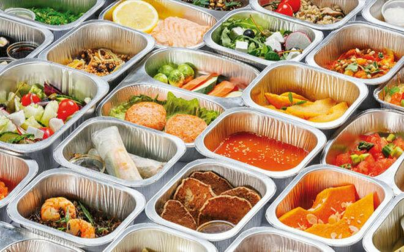 Platos preparados refrigerados